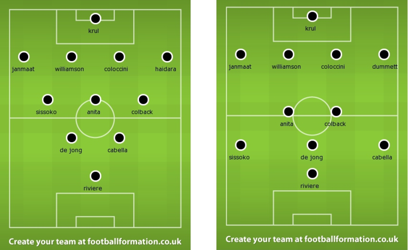 Nufc-palace-formations